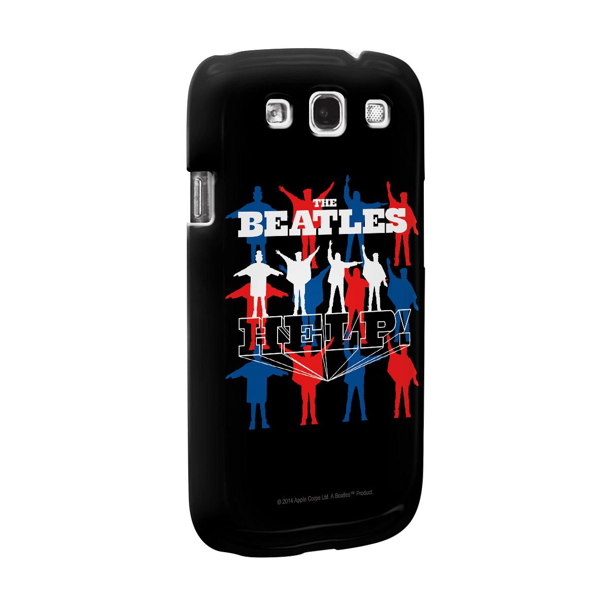 Capa para Samsung Galaxy S3 The Beatles Help