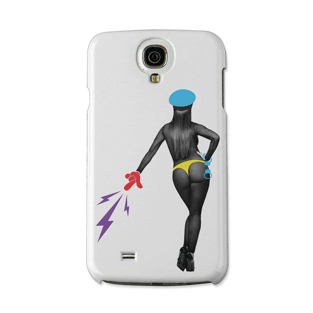 Capa para Samsung Galaxy S4 Anitta Sem Caô