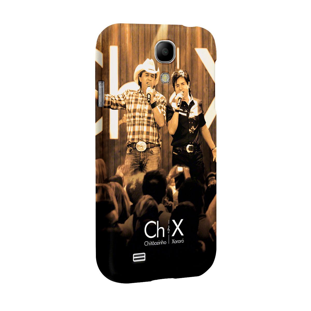Capa para Samsung Galaxy S4 Chitãozinho & Xororó Show