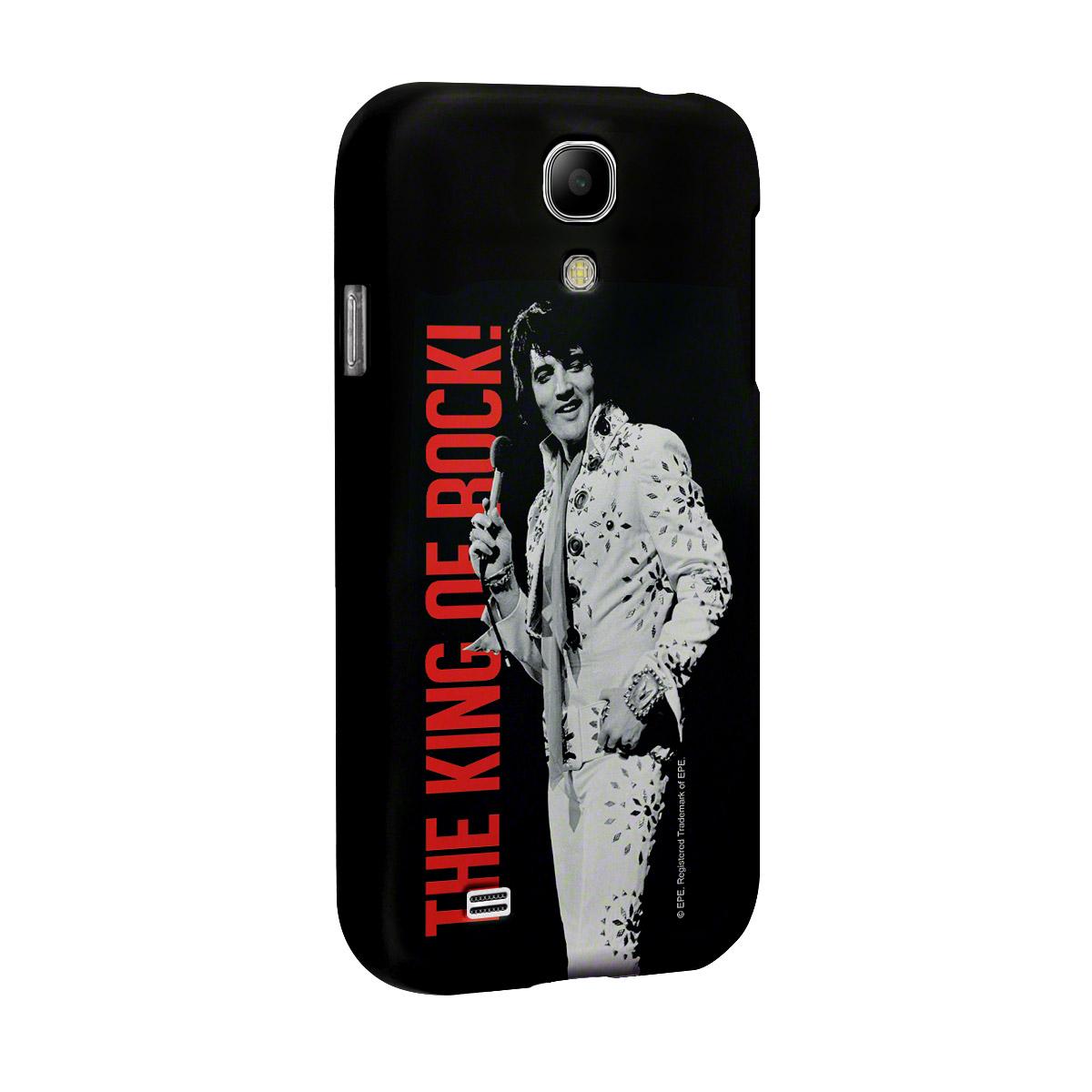 Capa para Samsung Galaxy S4  Elvis The King Of Rock!