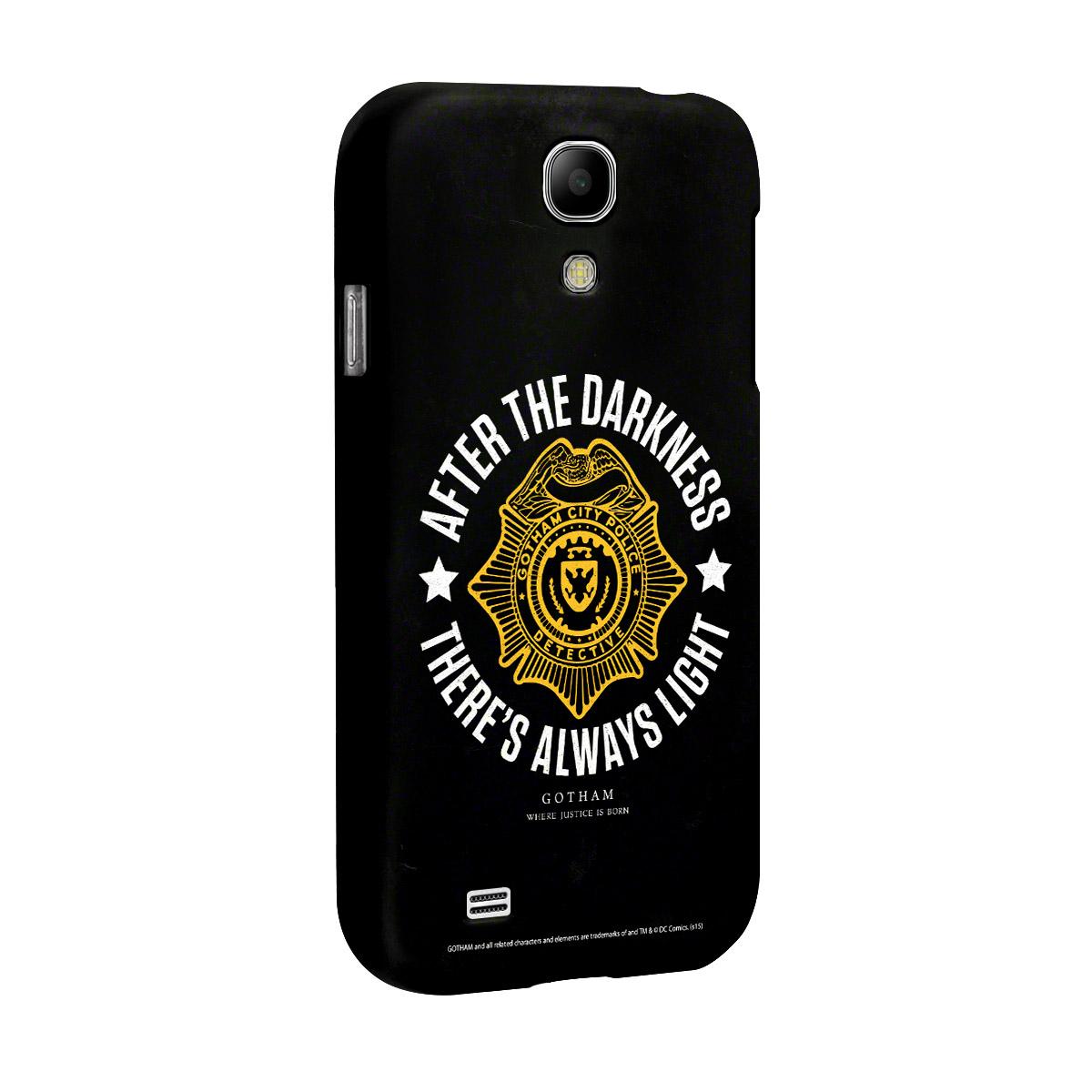 Capa para Samsung Galaxy S4 Gotham There´s Always Light