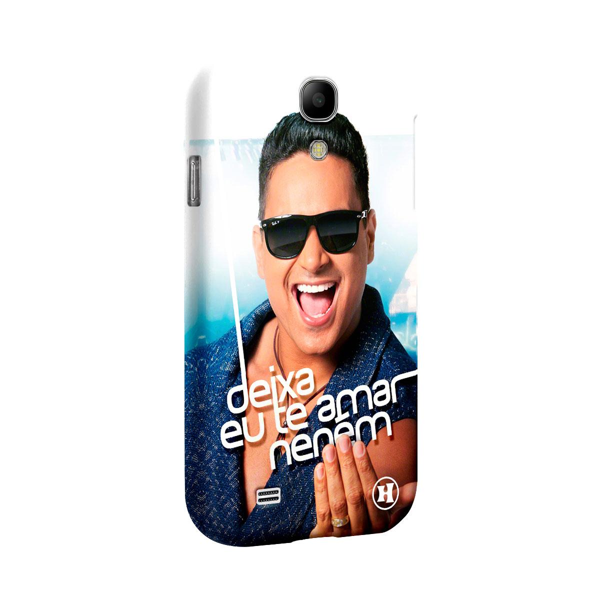 Capa para Samsung Galaxy S4 Harmonia do Samba Deixa Eu Te Pegar Neném