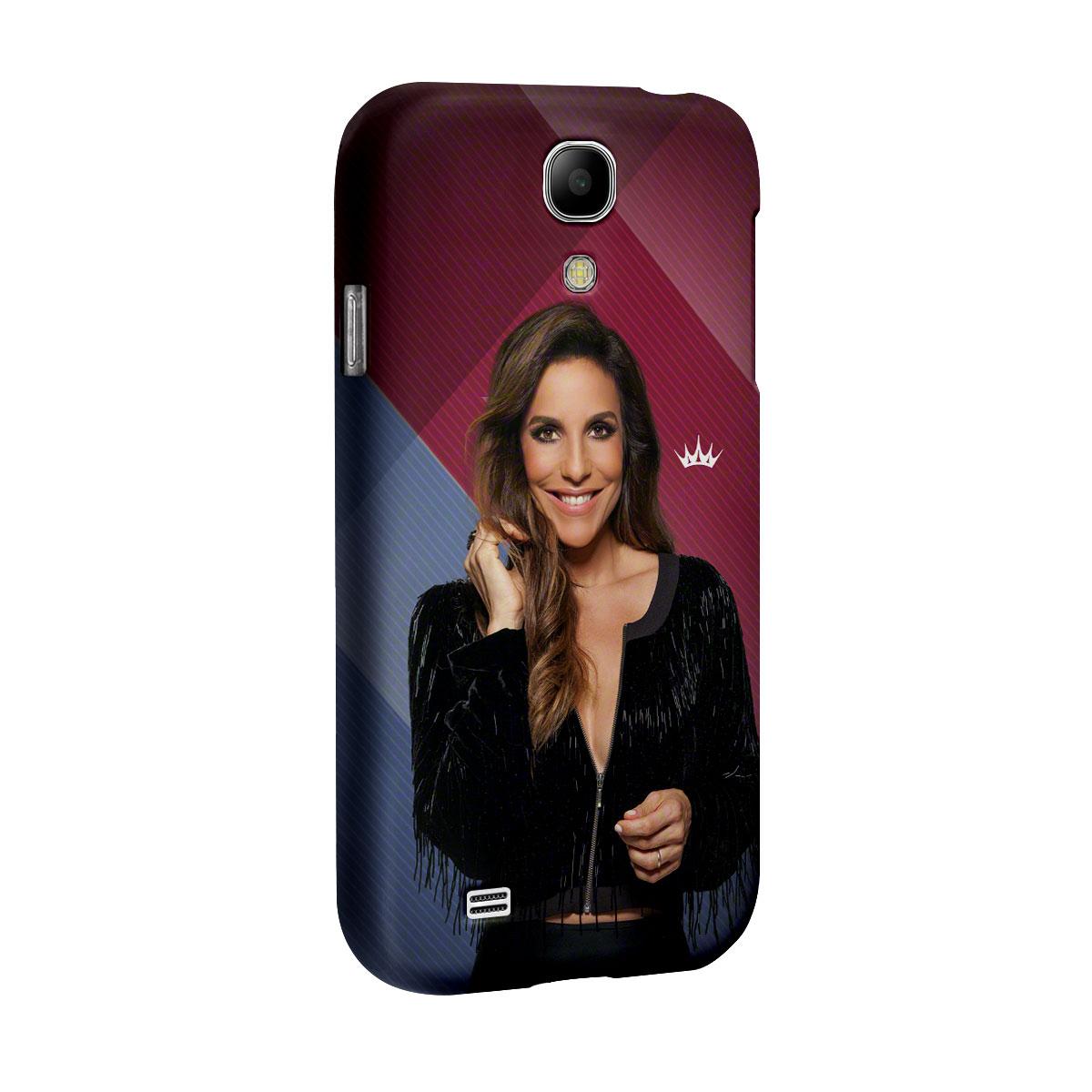 Capa Para Samsung Galaxy S4 Ivete Sangalo Riso