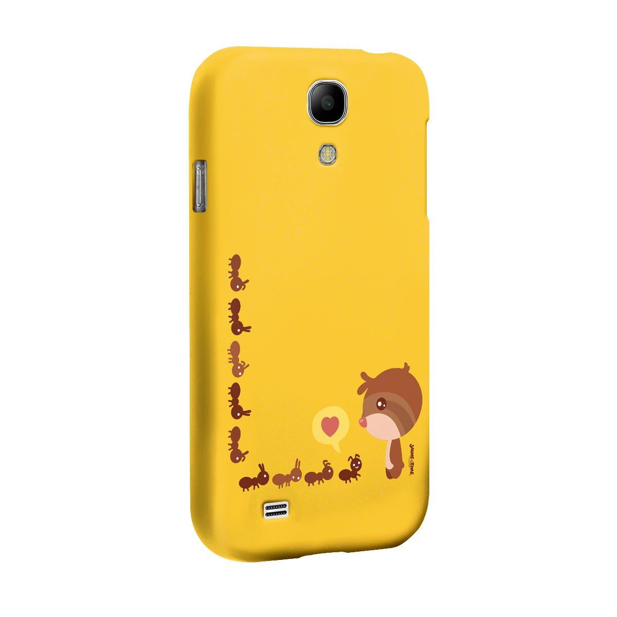 Capa para Samsung Galaxy S4 Jaime Formigas
