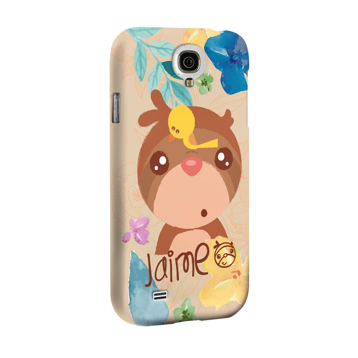 Capa para Samsung Galaxy S4 Jaime Natureza