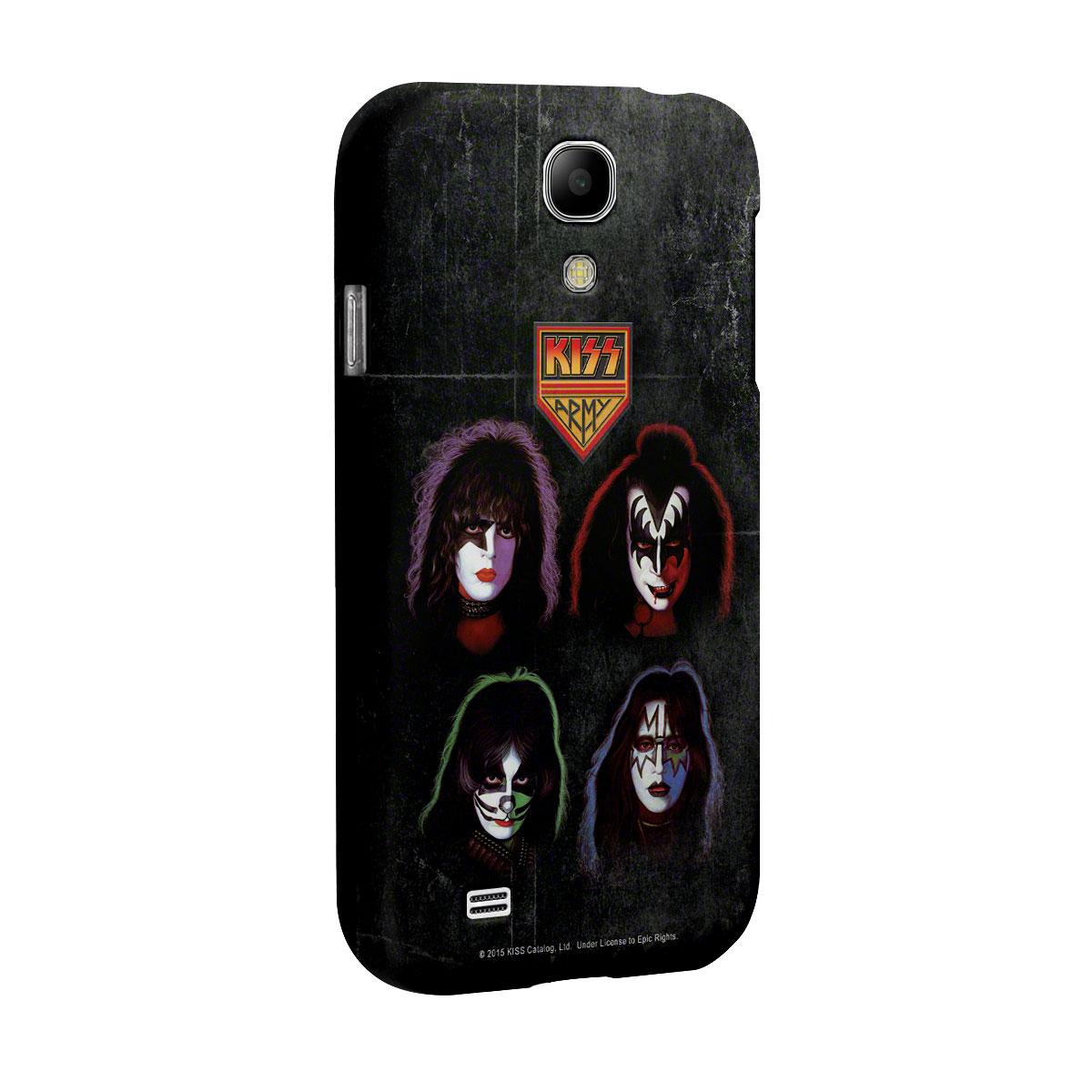 Capa para Samsung Galaxy S4 Kiss Army