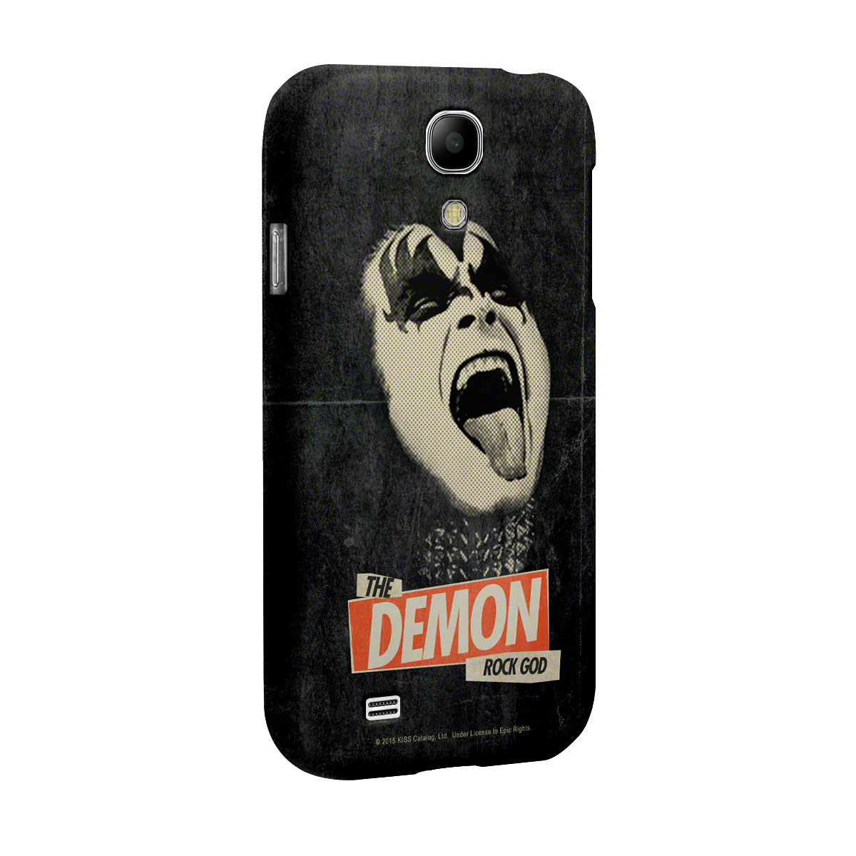 Capa para Samsung Galaxy S4 Kiss Rock God