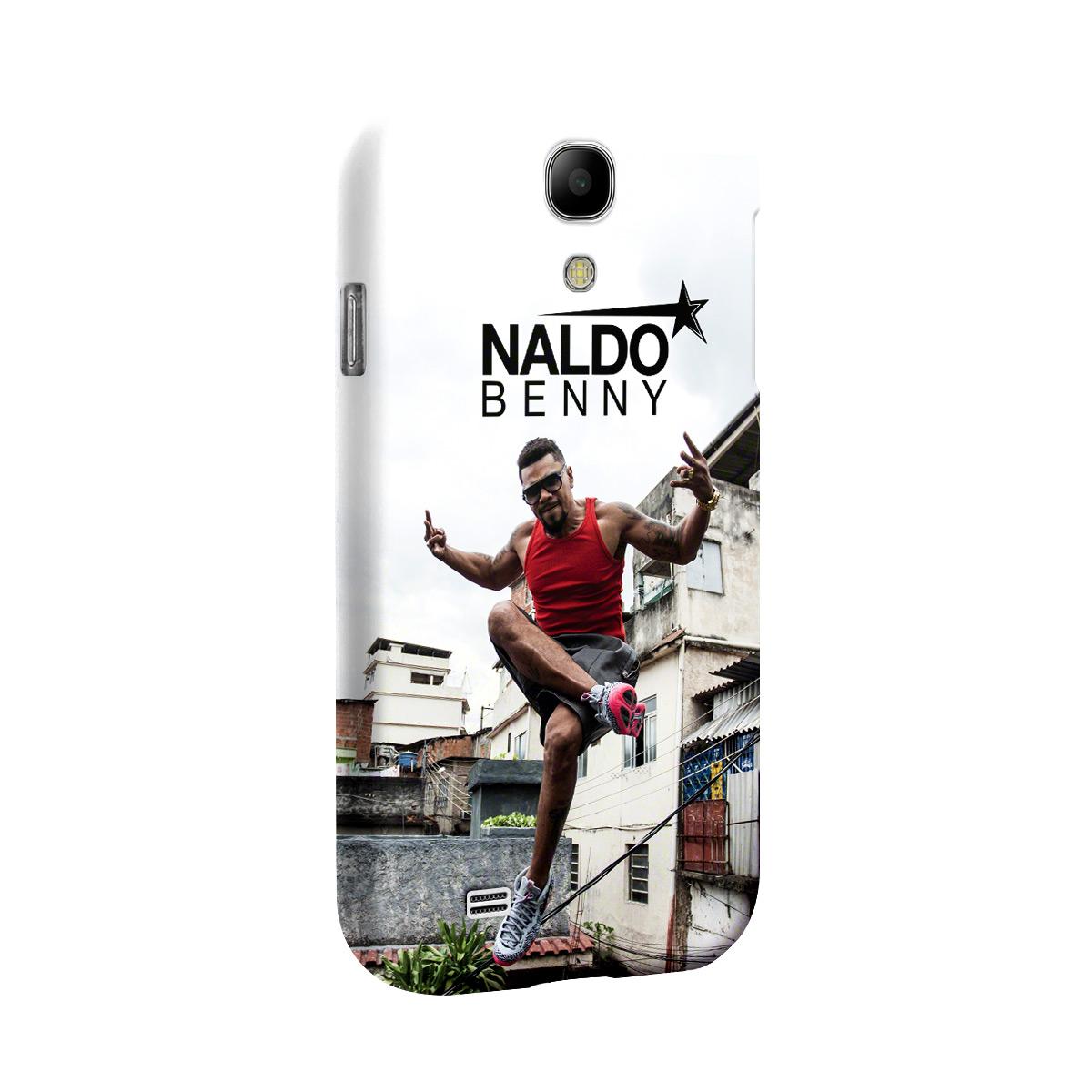 Capa para Samsung Galaxy S4 Naldo Benny Jump