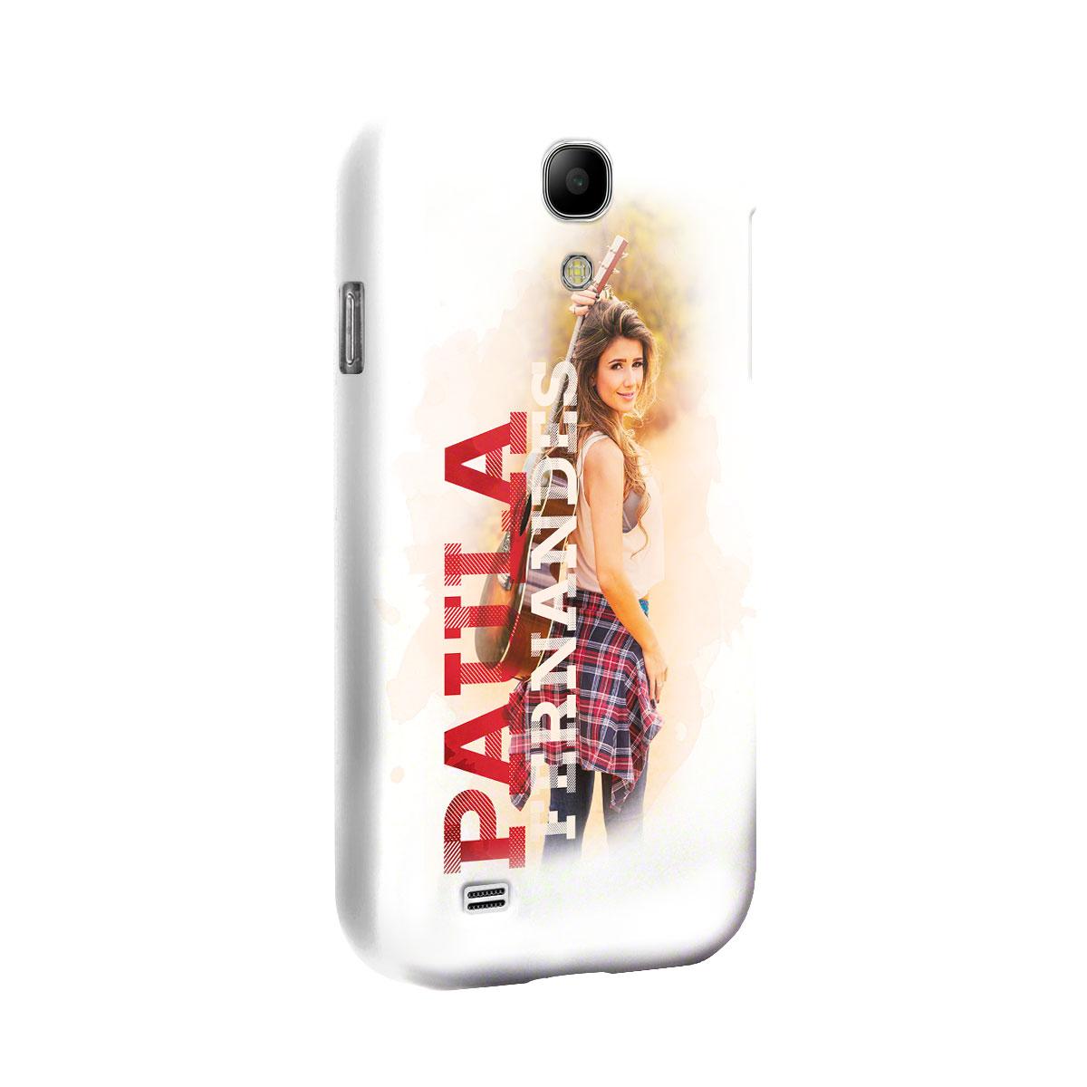 Capa para Samsung Galaxy S4 Paula Fernandes Colors
