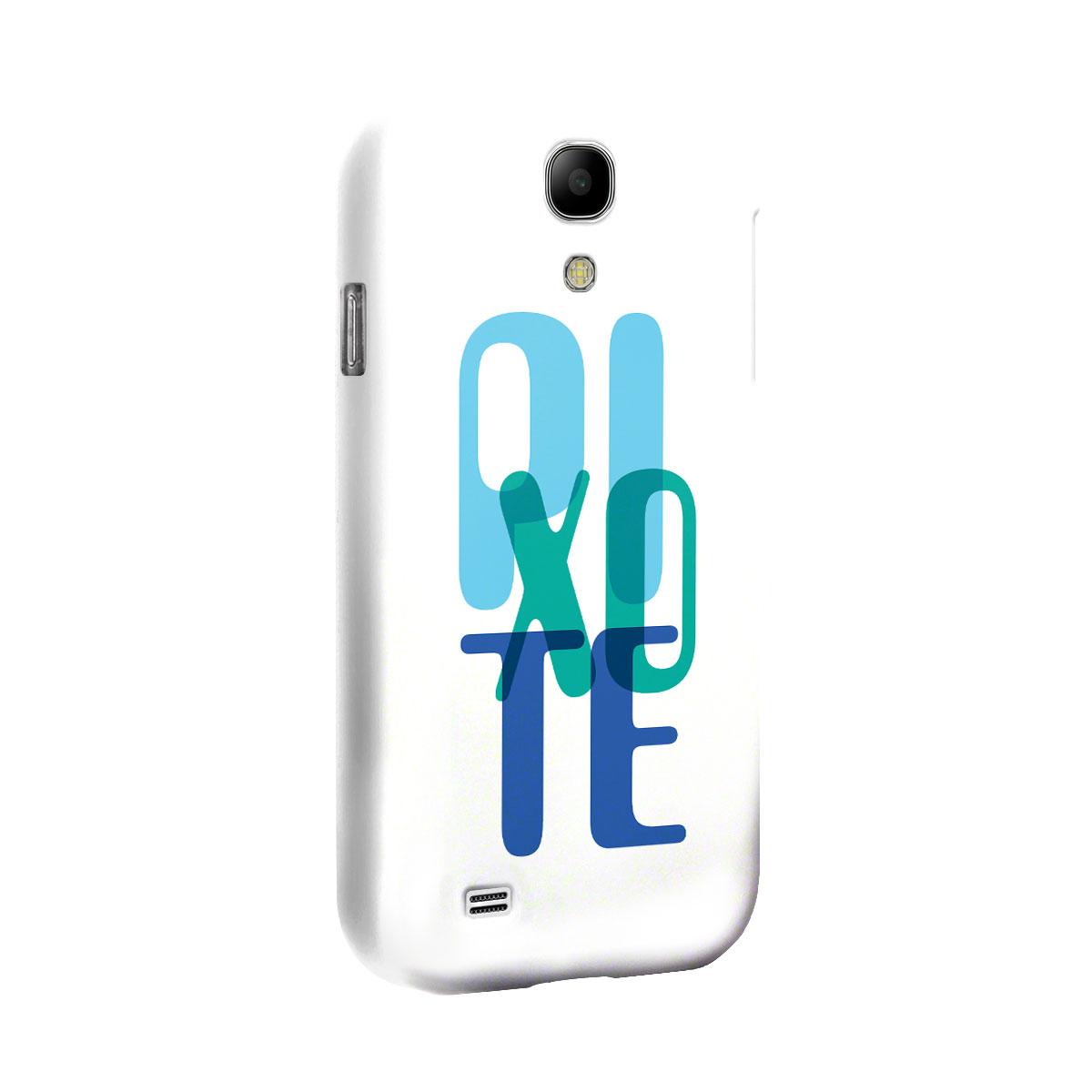 Capa para Samsung Galaxy S4 Pixote Blue