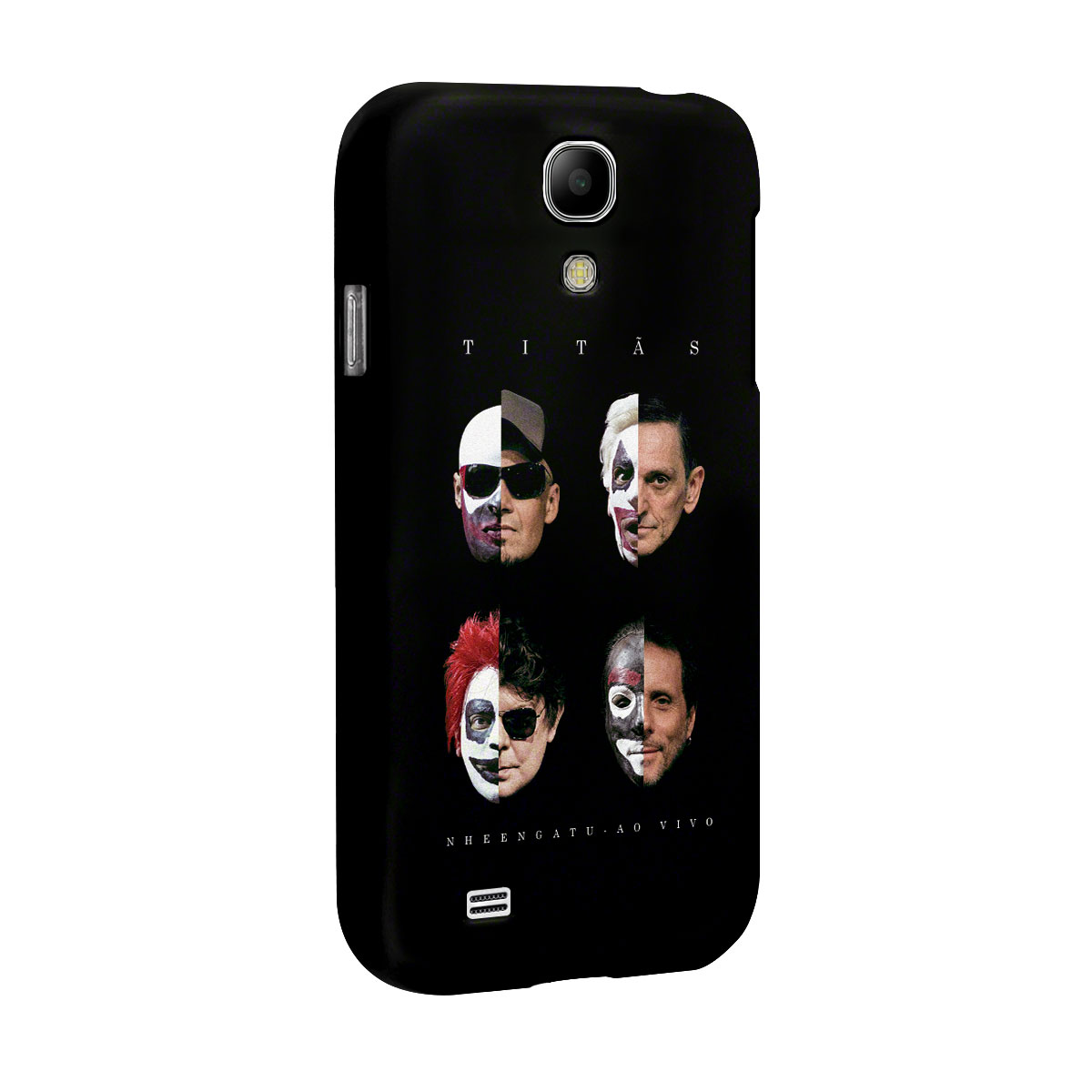 Capa para Samsung Galaxy S4 Titãs Capa Nheengatu Ao Vivo