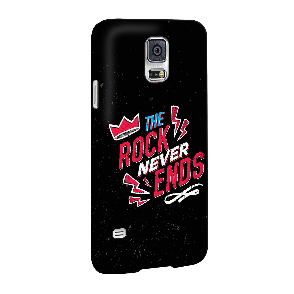 Capa para Samsung Galaxy S5 89FM A Rádio Rock 30 Anos The Rock Never Ends