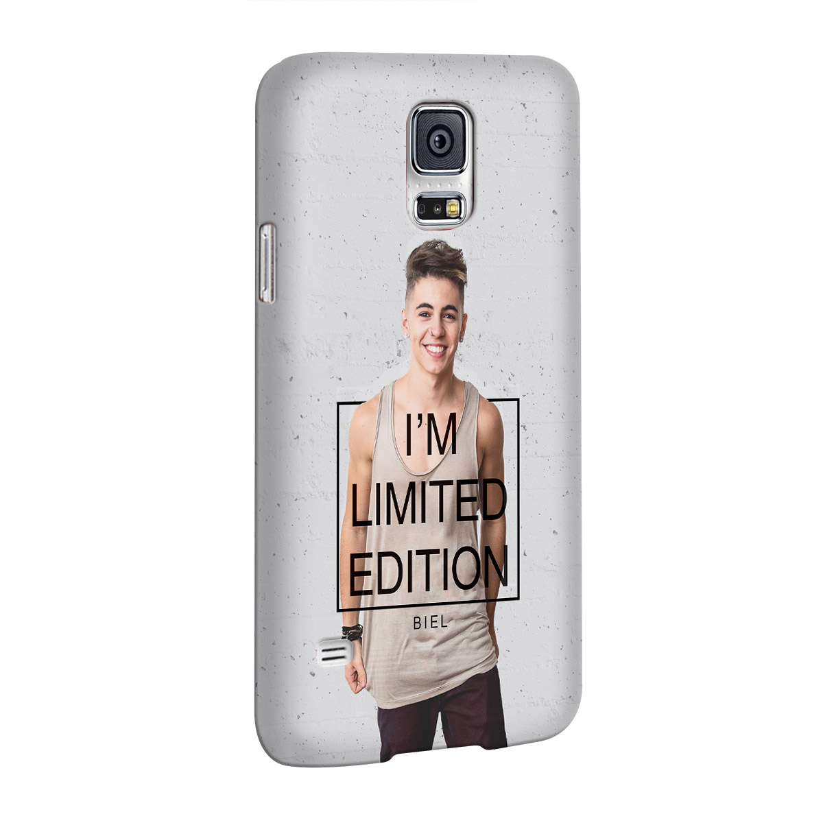 Capa para Samsung Galaxy S5 Biel I´m Limited Edition