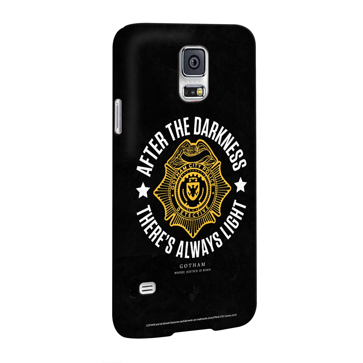 Capa para Samsung Galaxy S5 Gotham There´s Always Light