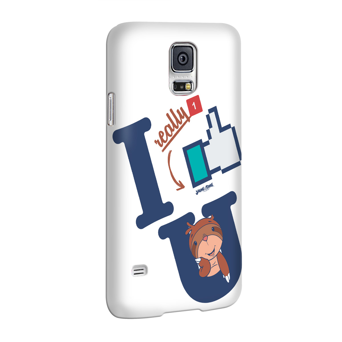 Capa para Samsung Galaxy S5 Jaime I Like You