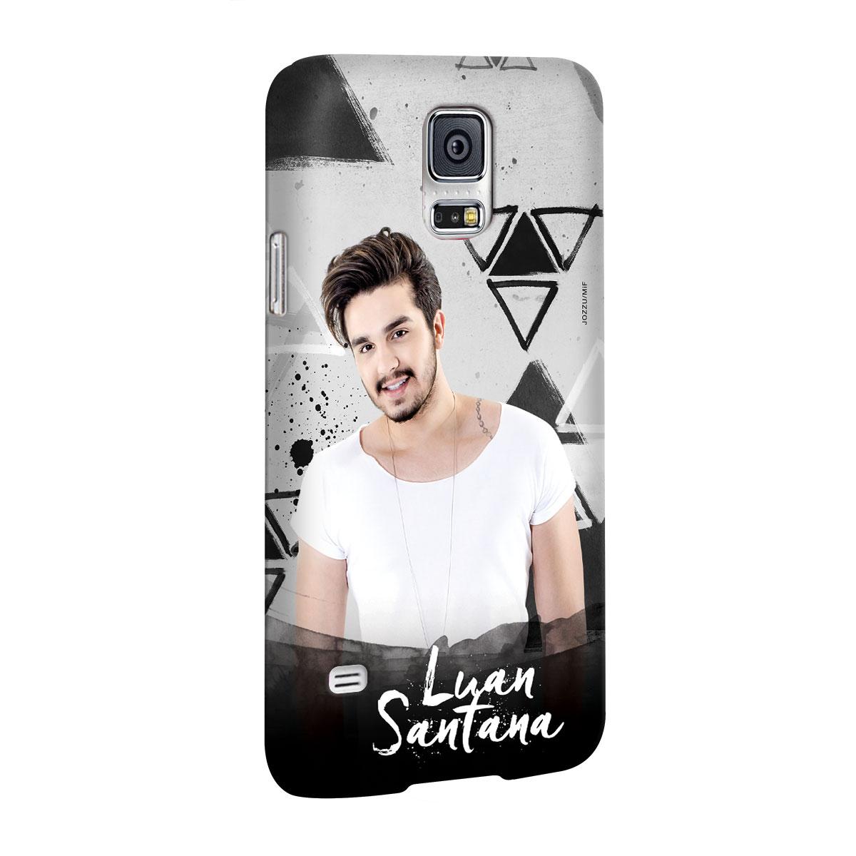 Capa para Samsung Galaxy S5 Luan Santana Picture