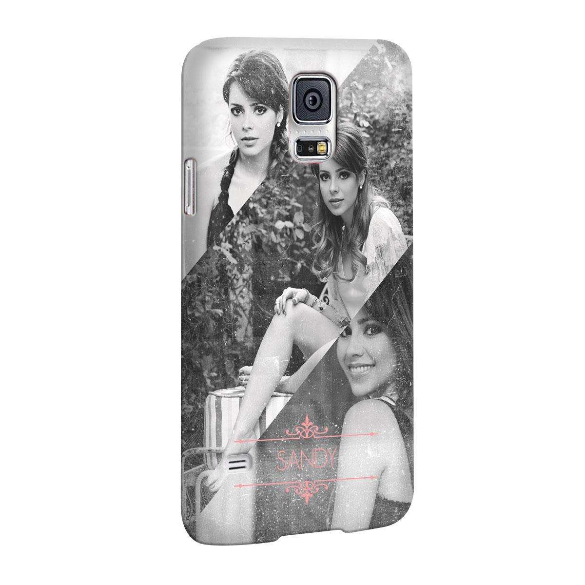 Capa para Samsung Galaxy S5 Sandy Pictures