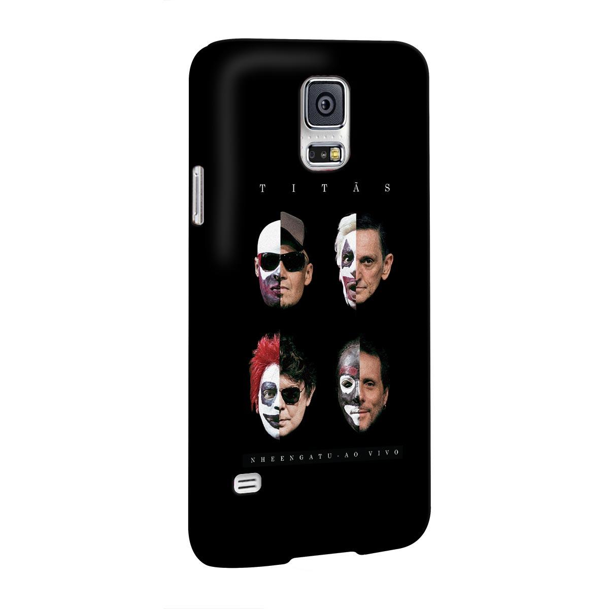 Capa para Samsung Galaxy S5 Titãs Capa Nheengatu Ao Vivo