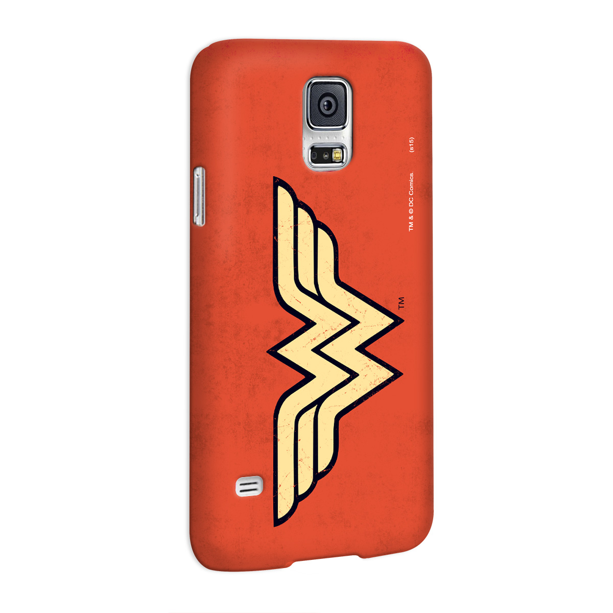 Capa para Samsung Galaxy S5 Wonder Woman