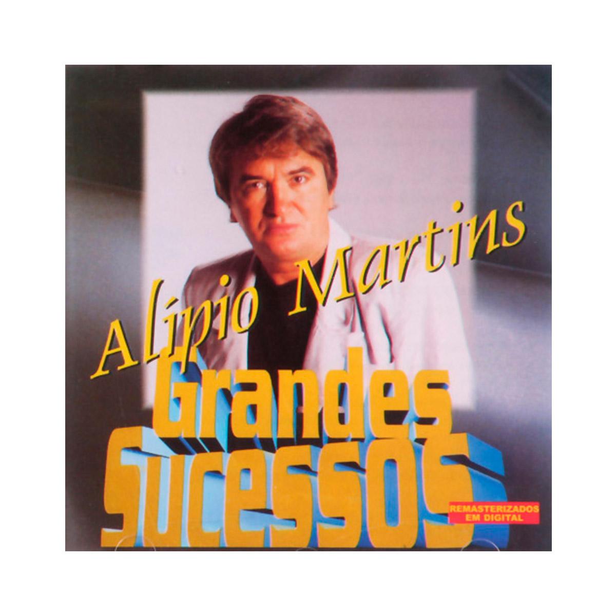 CD Alípio Martins Grandes Sucessos