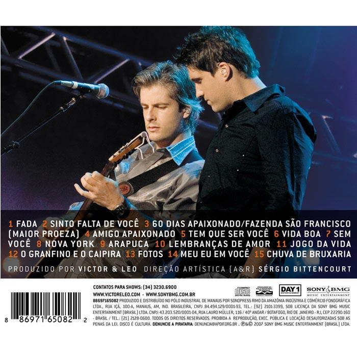 CD Victor e Leo Ao Vivo em Uberlândia
