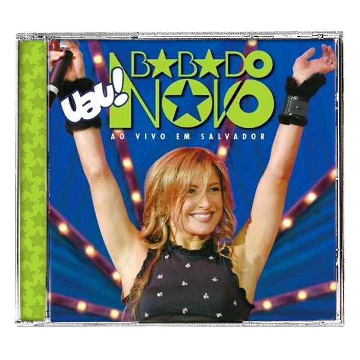 CD Babado Novo Ao Vivo em Salvador