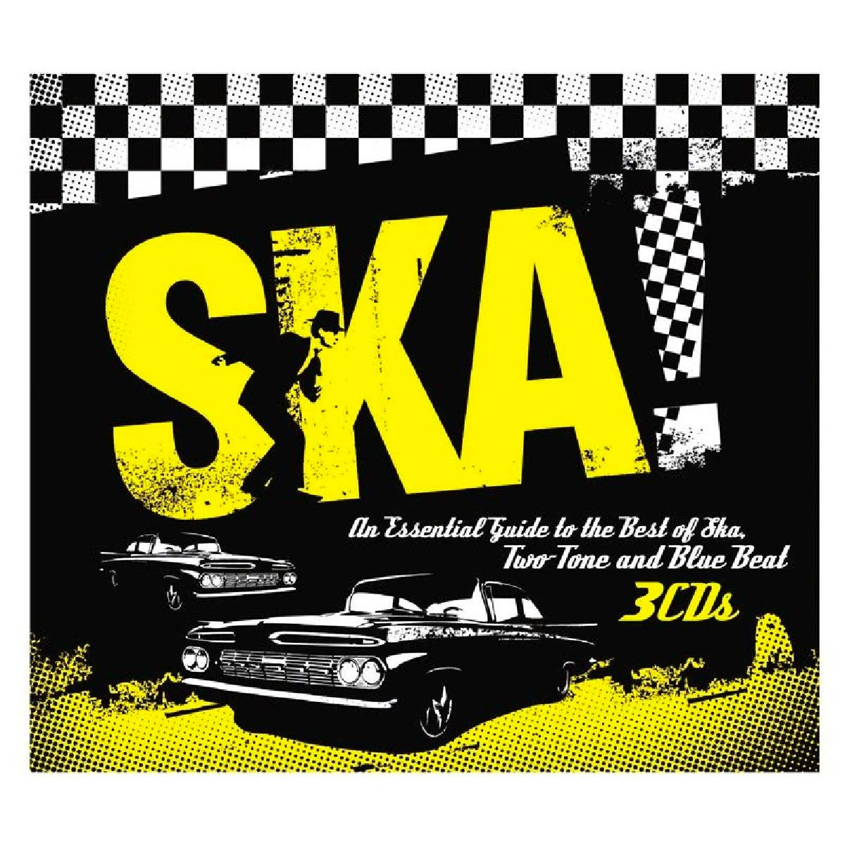 CD Box SKA! Trilogy