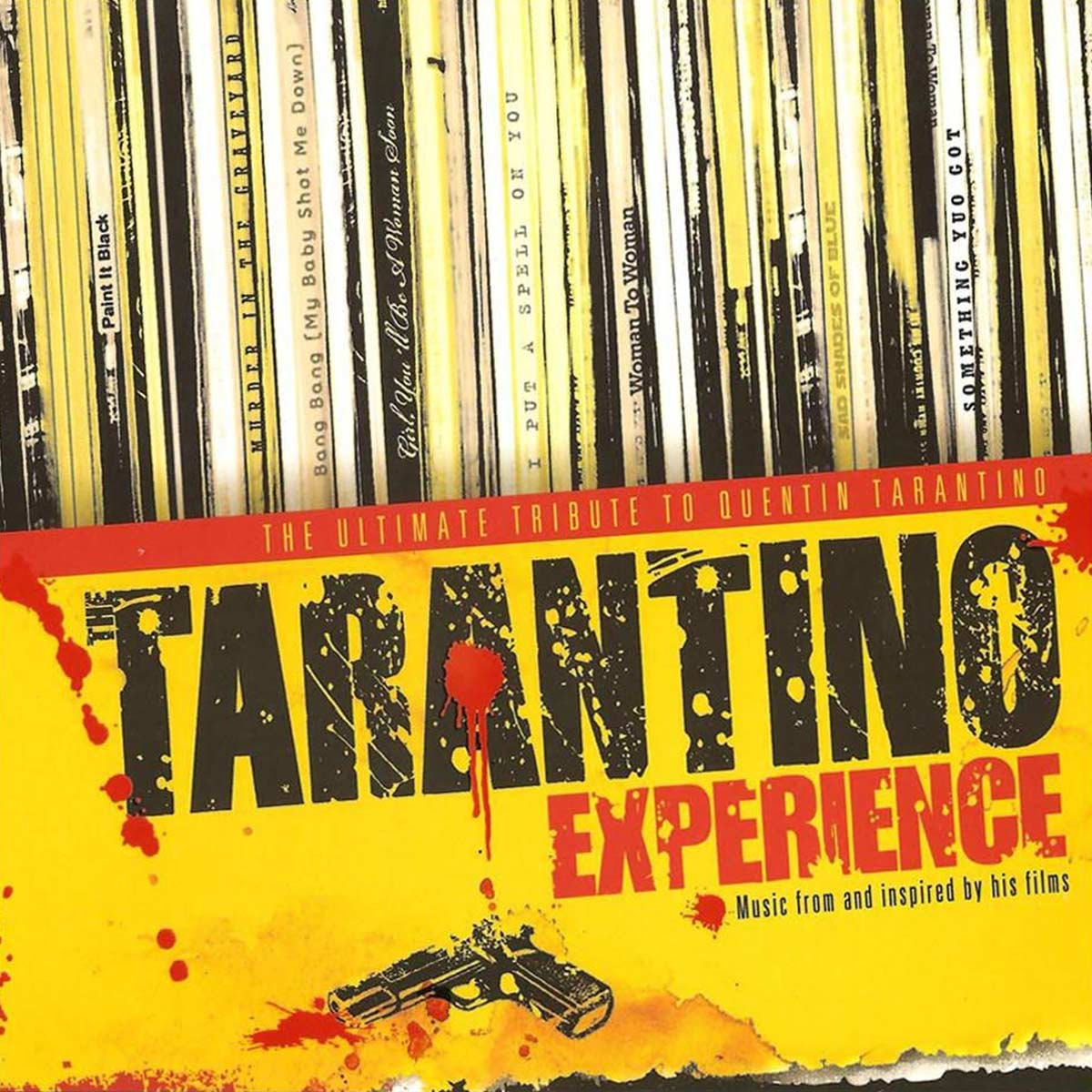 CD Box Tarantino Experience