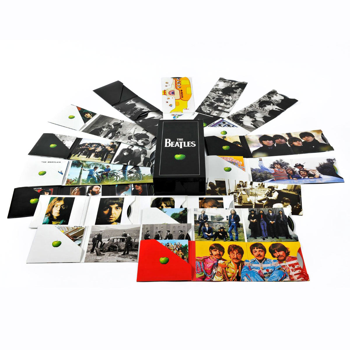CD Box The Beatles - Stereo Box Set