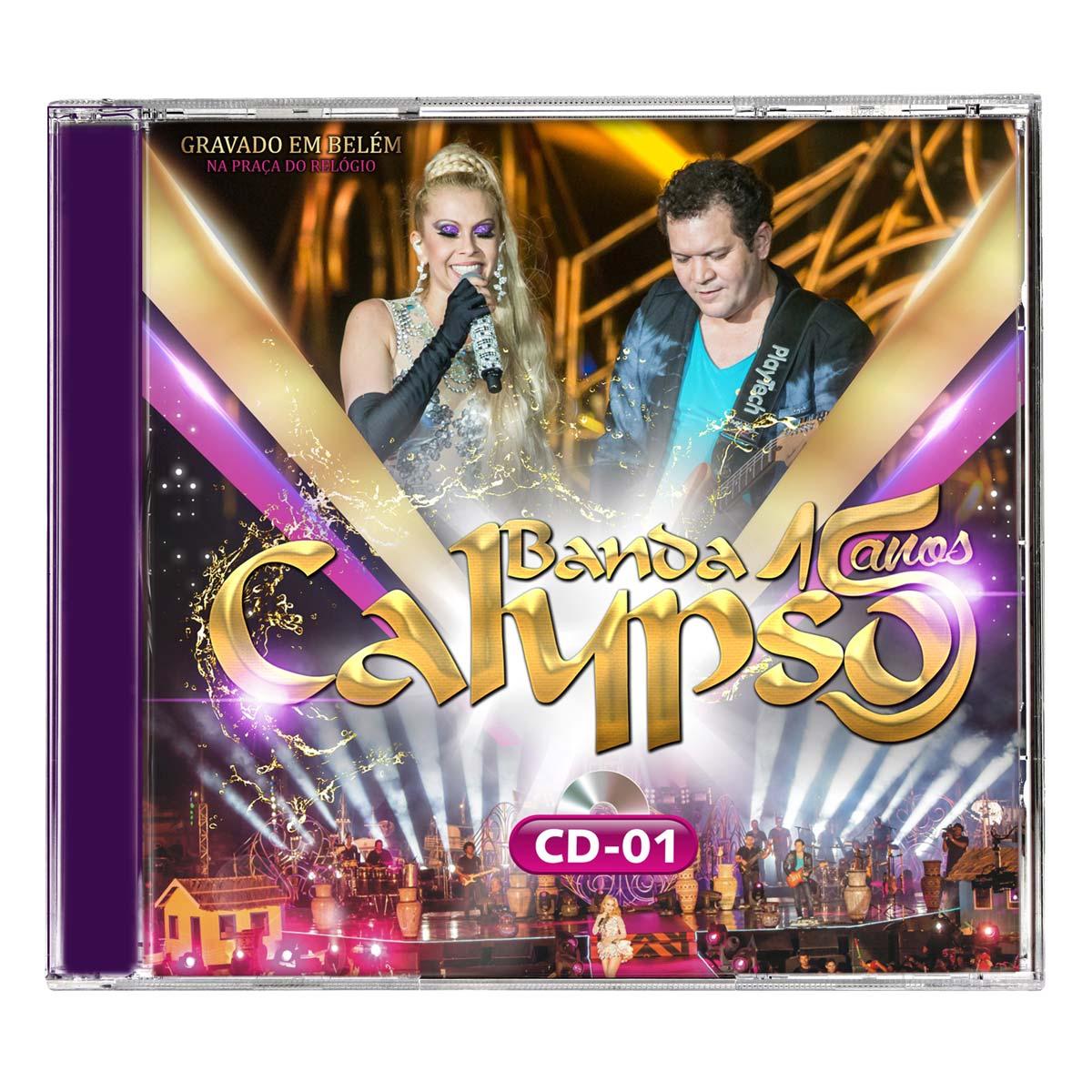 CD Calypso 15 Anos Vol.1