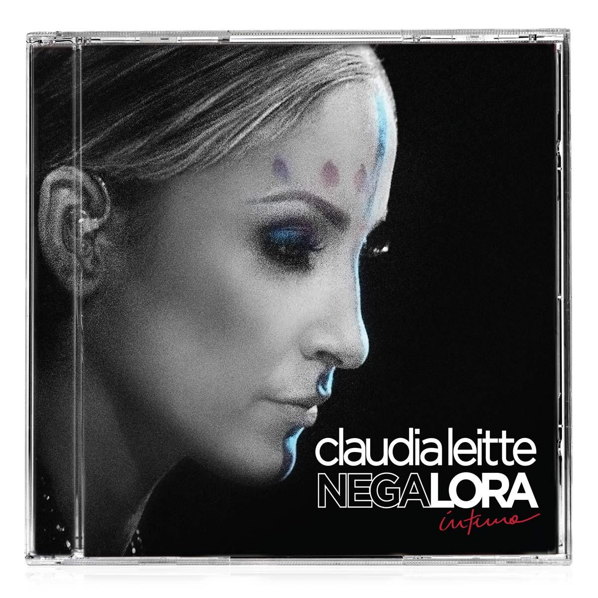 CD Claudia Leitte Negalora