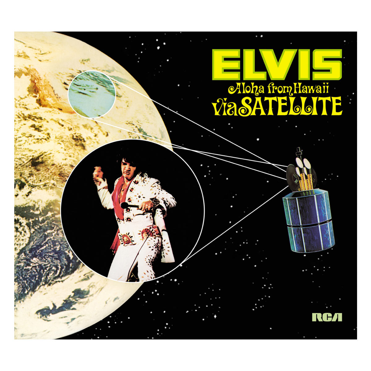 CD Duplo Elvis - Aloha From Hawaii Via Satellite Legacy Edition