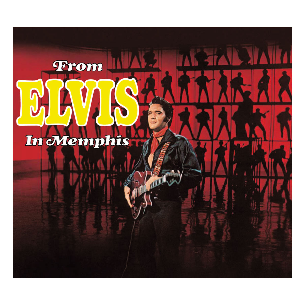 CD Duplo Elvis - From Elvis In Memphis