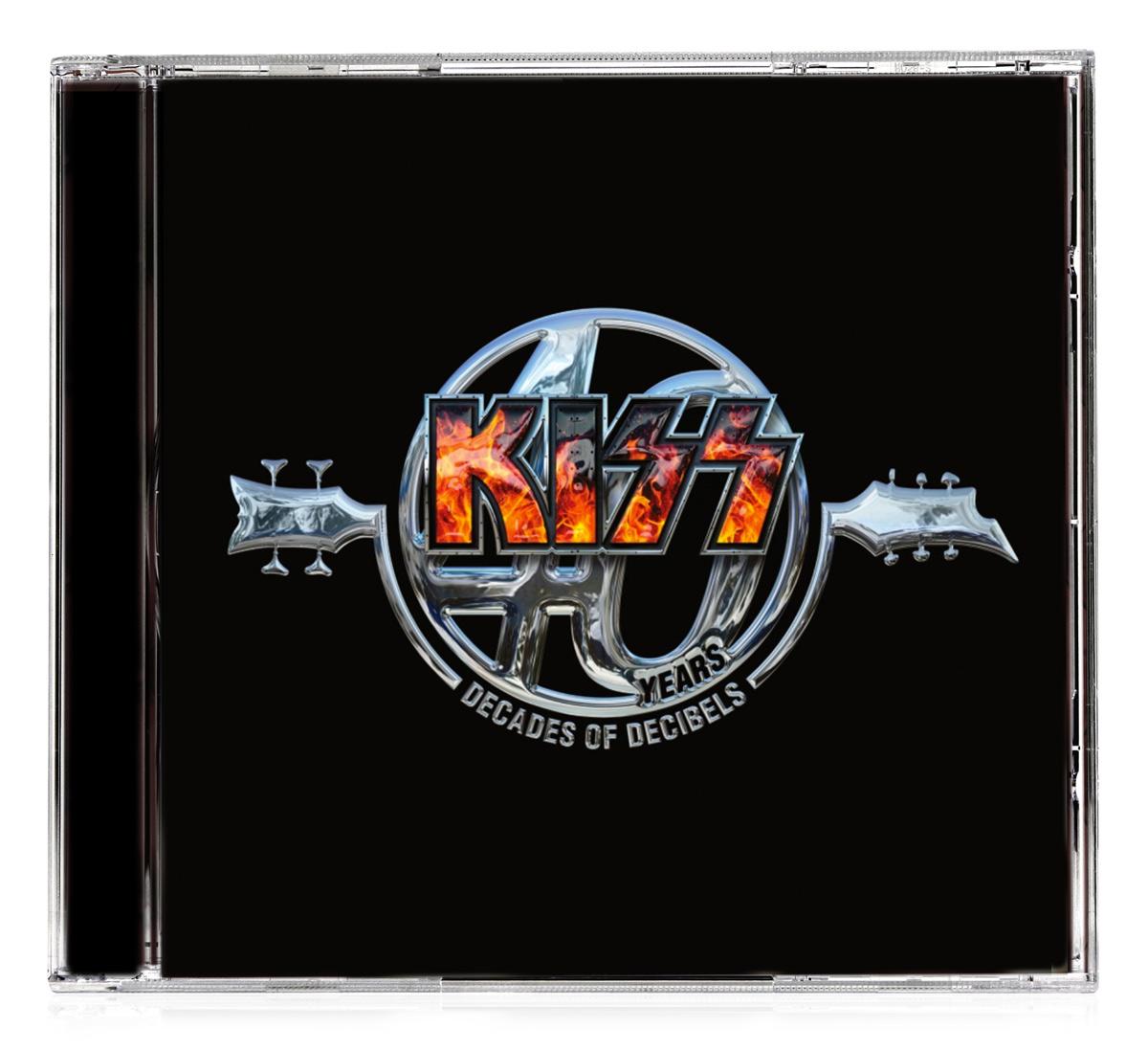CD Duplo Kiss 40 Years