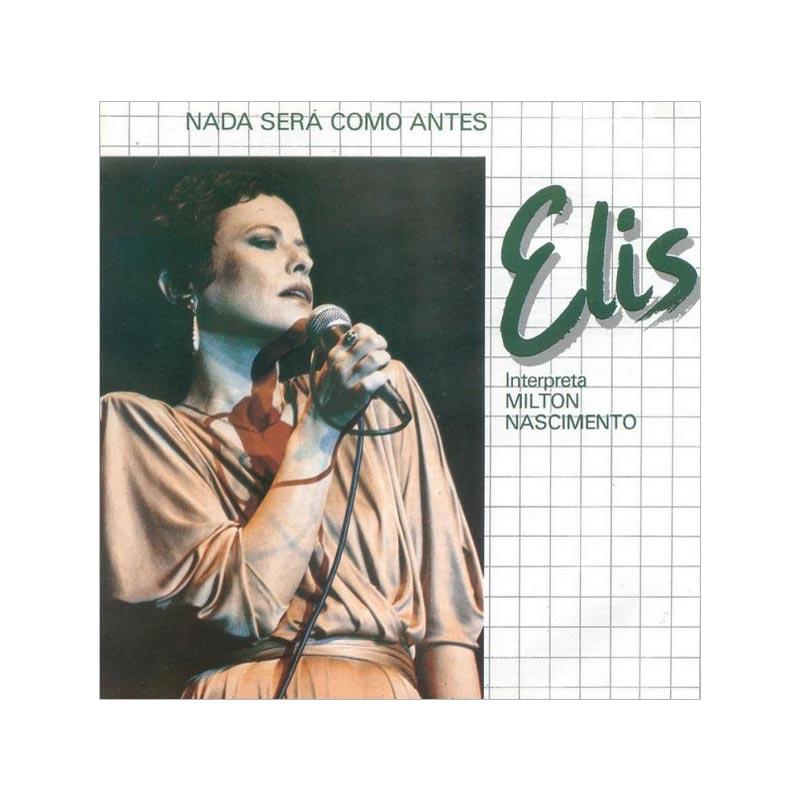 CD Elis Regina Nada Será como Antes