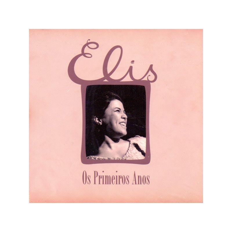 CD Elis Regina Os Primeiros Anos 2CDs