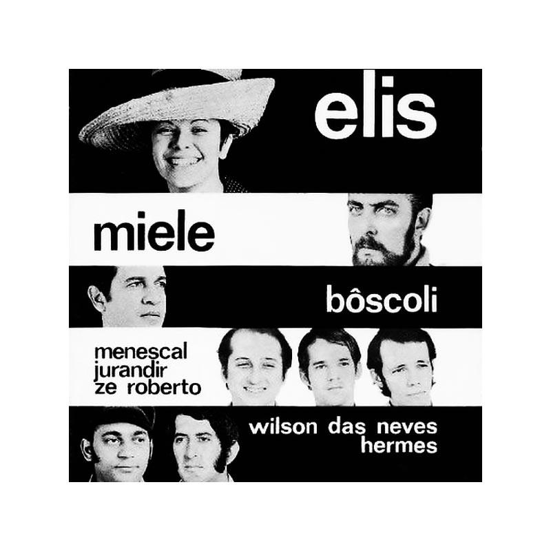 CD Elis Regina Show Elis / Miele