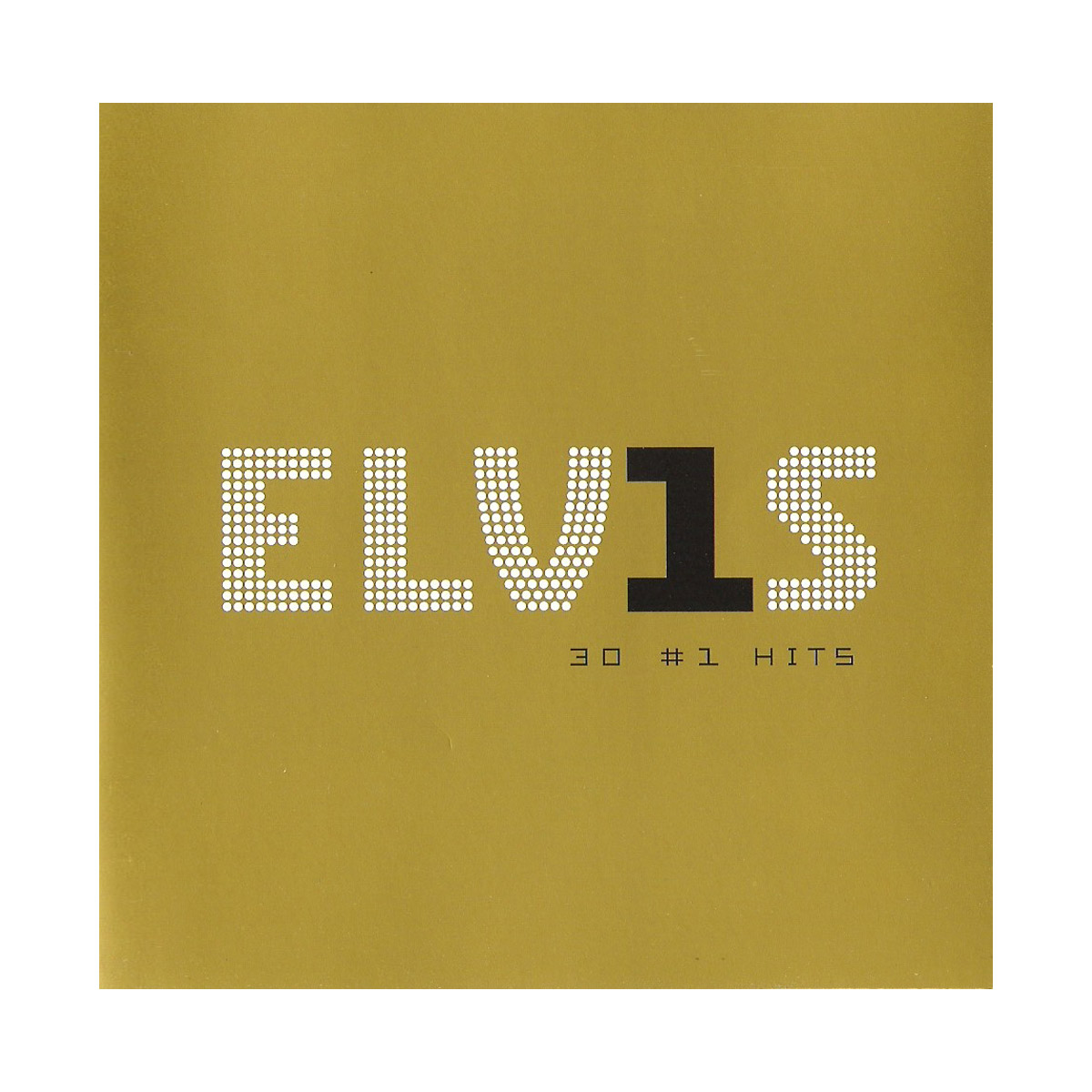 CD Elvis - 30 #1 Hits
