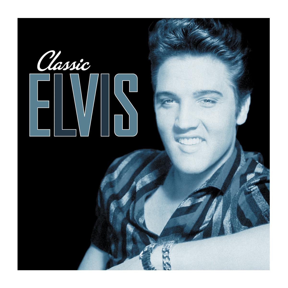 CD Elvis - Classic Elvis