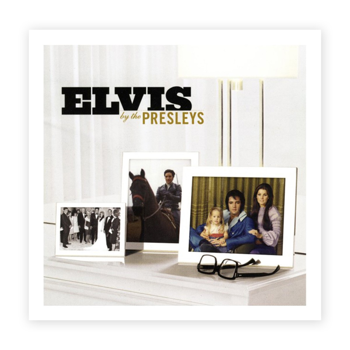 CD Elvis - Elvis By The Presleys