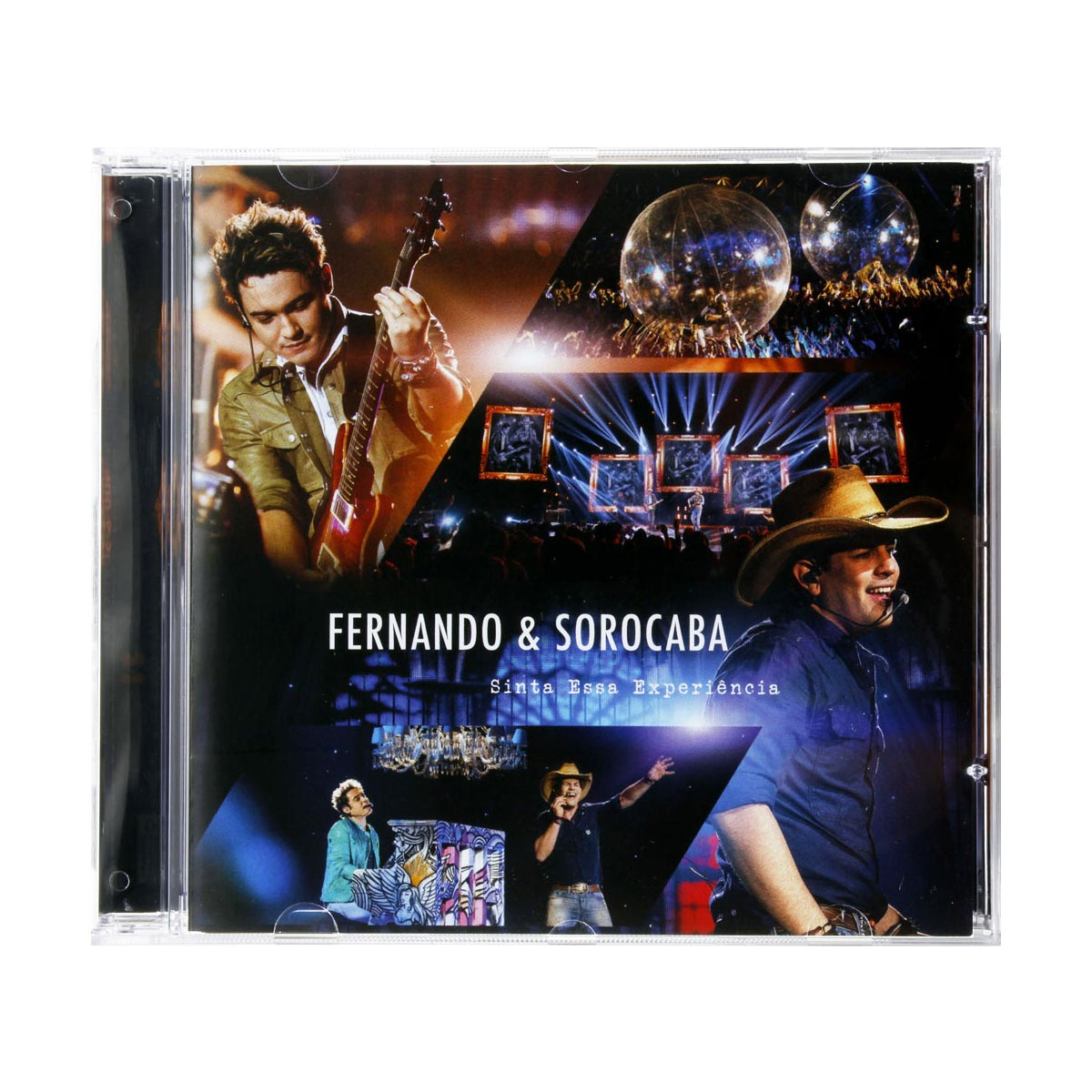 CD Fernando & Sorocaba Sinta Essa Experiência
