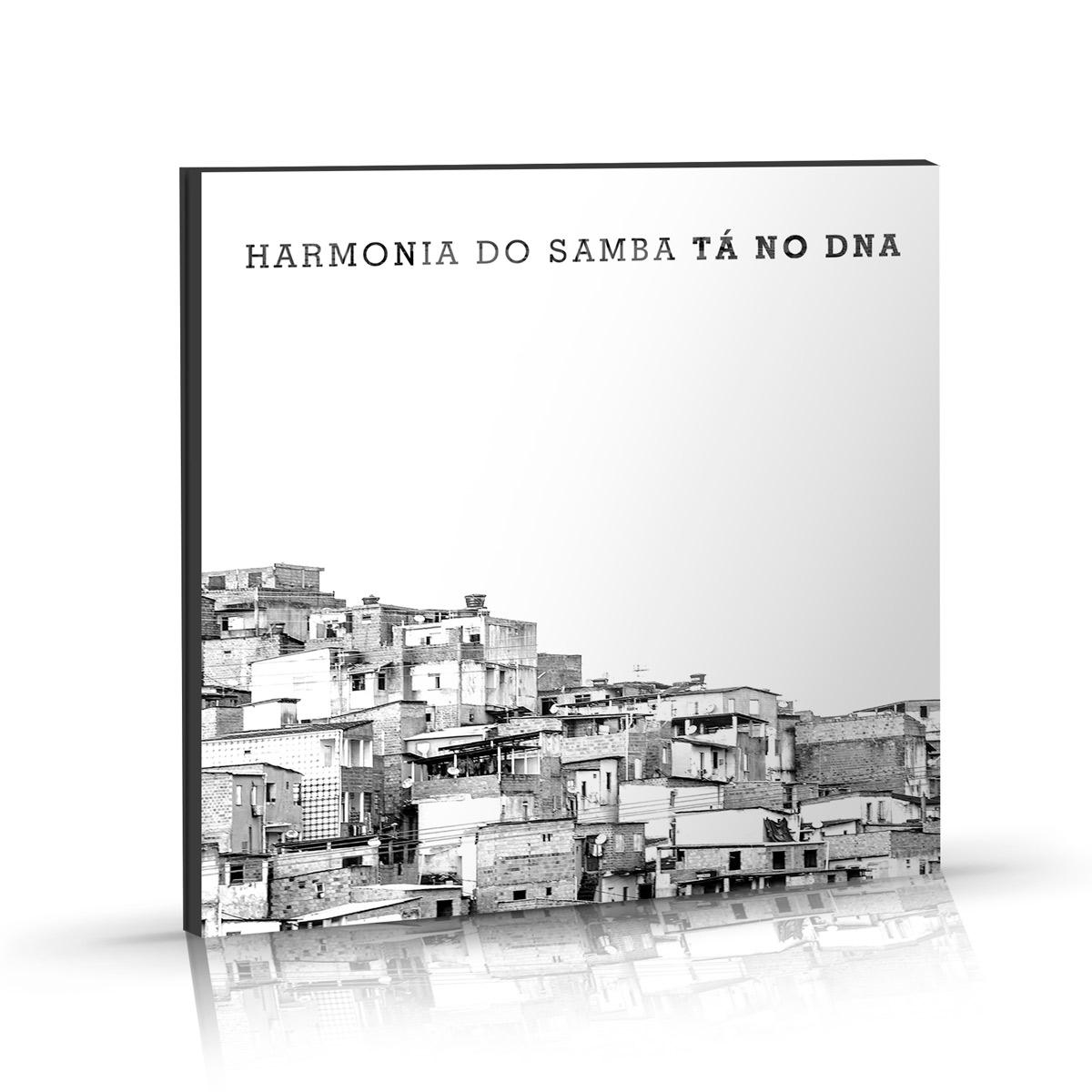 CD Harmonia do Samba Tá no DNA