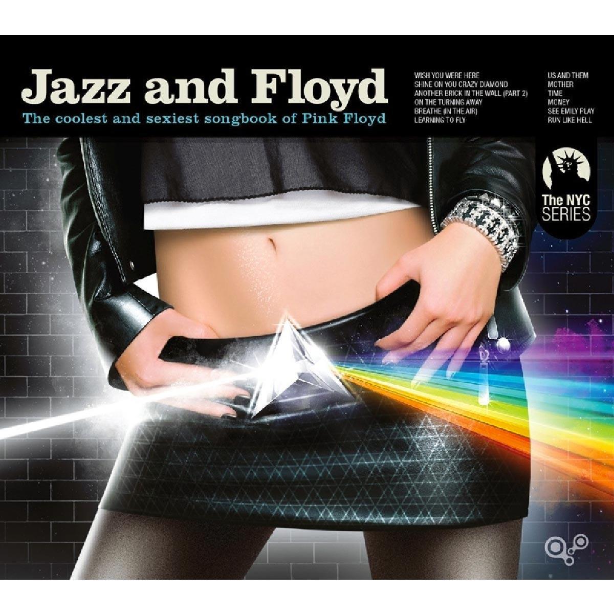 CD Jazz and Floyd