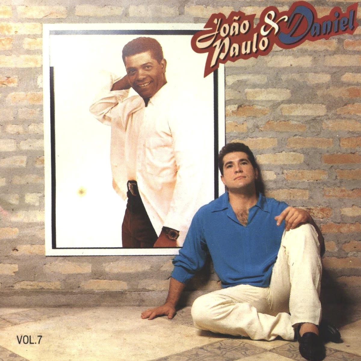 CD João Paulo & Daniel Volume 7
