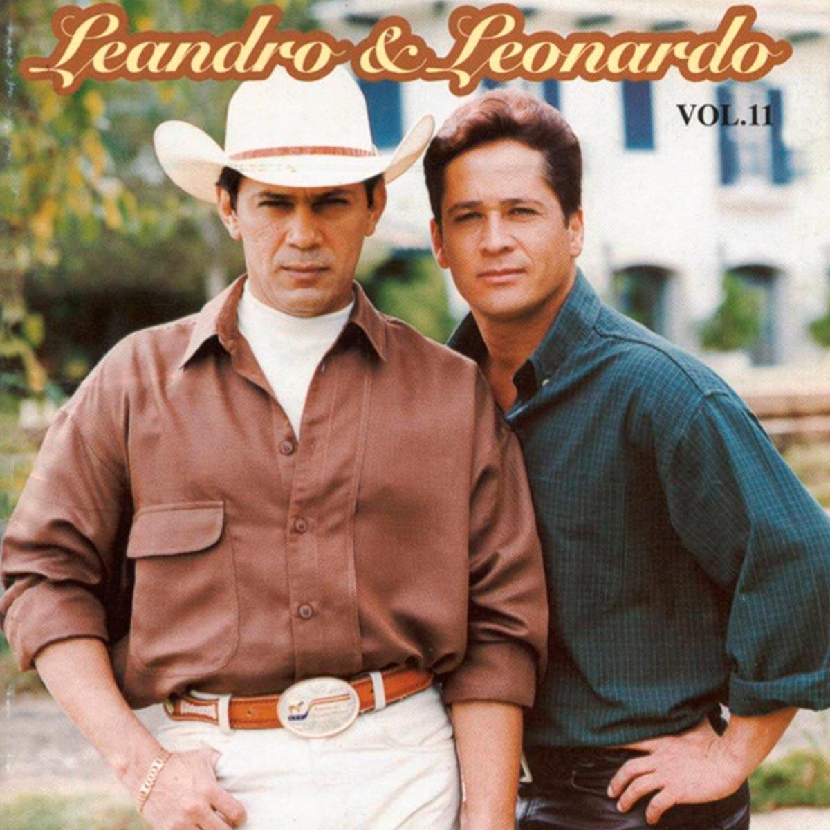 CD Leandro & Leonardo Volume 11
