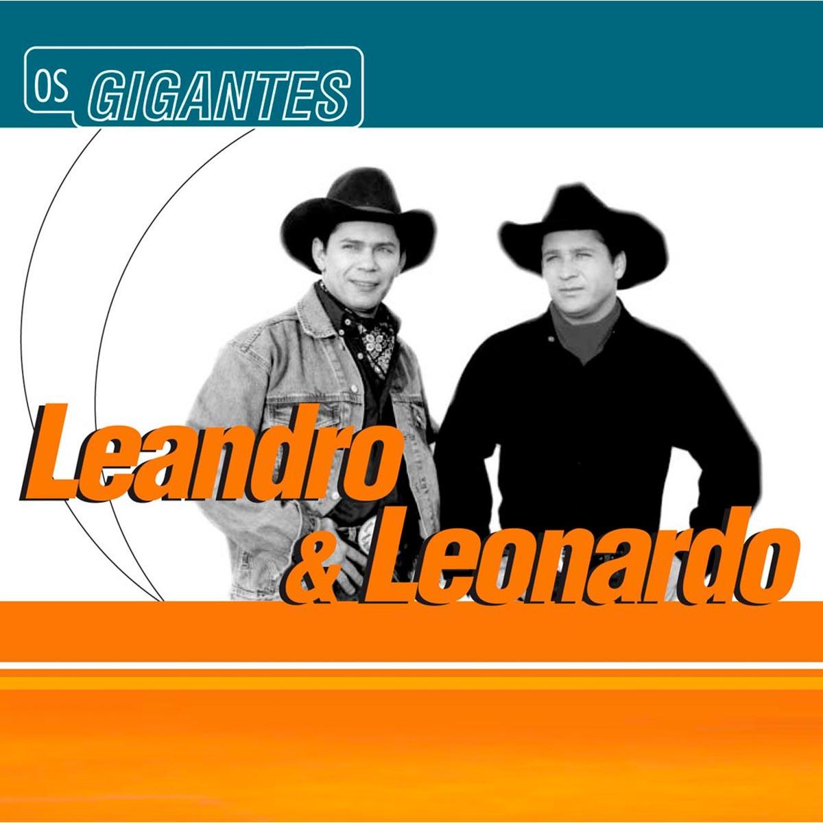 CD Leandro & Leonardo Série Os Gigantes