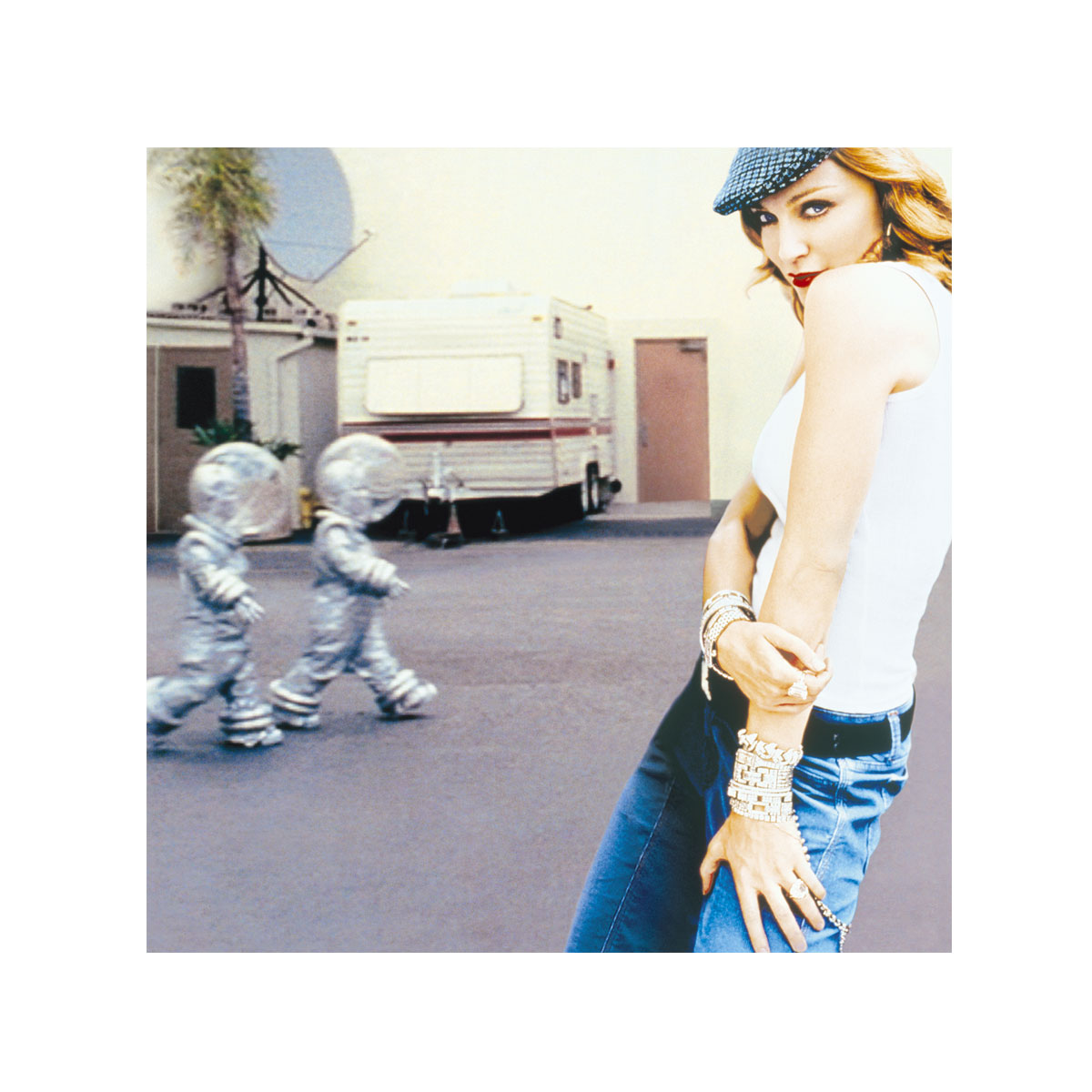 CD Madonna Remixed & Revisited