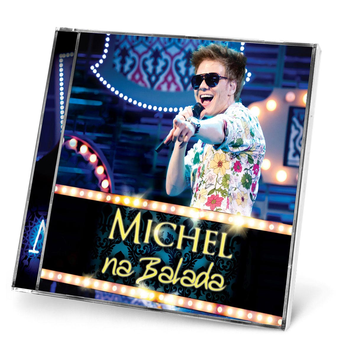 CD Michel Teló Na Balada