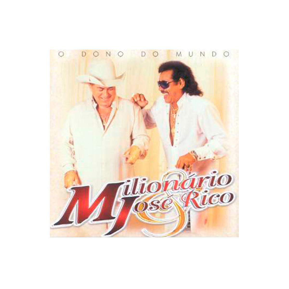 CD Milionário & José Rico O Dono do Mundo Volume 26