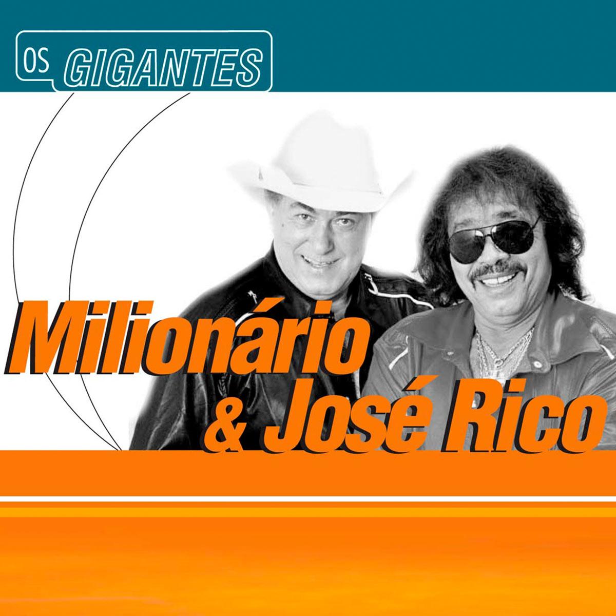 CD Milionário & José Rico Série Os Gigantes